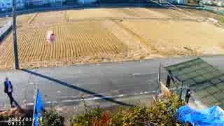 aiueo700 vs 岡崎、カルトポリス、旗建て