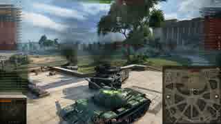 【WoT:121B】ゆっくり実況でおくる戦車戦