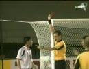サッカー日本対北朝鮮戦