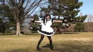 【メイド】ネコネコ☆スーパーフィーバーナイト踊ってみた【やよい】