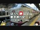 【ゆっくり】東京旅行記 2 旅カテオフ