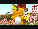 【Minecraft】ポケットモンスター シカの逆襲#12【ポケモンMOD実況】