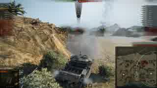 【WoT:Centurion Mk.7/1】ゆっくり実況で