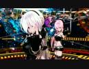 【MMD】被害妄想携帯女子(笑)(HAKU & LUKA)