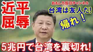 【中国の裏工作が世界に暴露】 5兆円で台