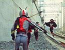 仮面ライダーX 第5話「一つ目怪人の人さらい作戦!」