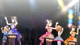 【デレステ】EVERMORE(4thLIVE MIX) MV【4thSSA公演・1&2日目・47名中45名出演】