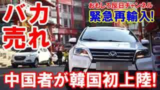 【韓国で中国車がバカ売れ】 中国車が初上