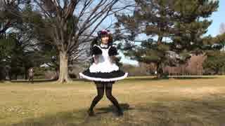 【メイド】ようかい体操第一踊ってみた【やよい】