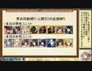 【魔界武術大会・後編】男女同数アイギスpart61【近接縛り】