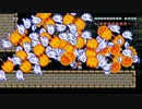 マリオメーカー クリア率0%(0/2900)超鬼畜マント専用迷宮コースに挑戦