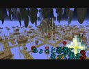 Minecraft ちょっと忍者になって来る。3 スカイブロック【ゆっくり実況】