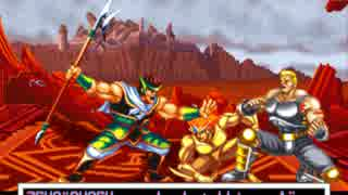 【TAS】World Heroes Perfect(日本版:ワ