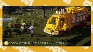 【Minecraft音ブロック】ようこそジャパリパークへ【けものフレンズ】