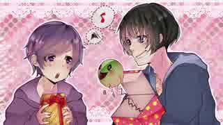 バレンタインとは無縁の二人でchocolate box歌ってみた【けーいち×キノトチャン】 thumbnail