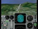 AIRBUS A310 異常姿勢アクシデント2件再現CG