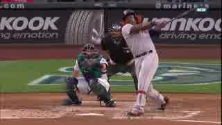 [MLB]  2016年 Hanley Ramirez ホームラン集