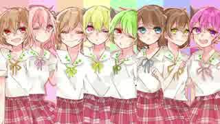 (=・ω・=) Baby Sweet Berry Love 8人で歌