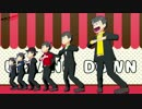 【MMDおそ松さん】ダンスロボットダンス【マフィア松】
