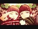 【MMD刀剣乱舞】平野と前田のドレミファミックス