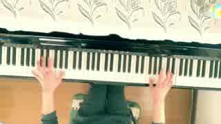 【ピアノアレンジ】マリオブラザーズ地上B
