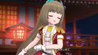 デレステ「桜の頃」MV(ドットバイドット10