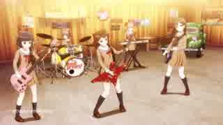 【ニコカラHD】【BanG Dream!】走り始めたばかりのキミに(DAM音源)【PV】