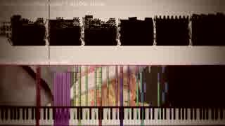 [Black Score]Bad Apple!!   60000+Notes