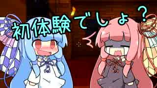 葵「え、だって おねえちゃん・・初体験でしょ?」Part3