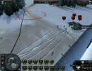 ゲームプレイ動画 World in Conflict - M08 Beyond the Iron Curtain 4 of 7