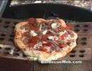 レンガを使ってピザを焼こう!