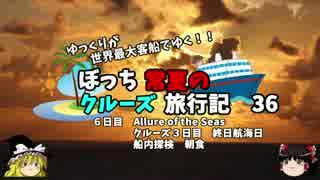 【ゆっくり】クルーズ旅行記 36 Allur