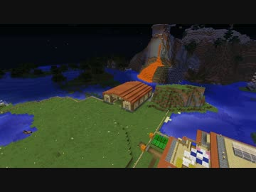 【Minecraft】 方向音痴のマインクラフト Season6 Part44 【ゆっくり実況】