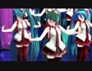 【MMD】ぷーちゃんとあーちゃんとやっちゃんで『ぶれないアイで』【JS5】