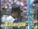 熱闘甲子園 2004年 済美VS中京大中京 鵜久森淳志