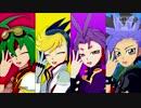 【遊戯王MMD】遊矢シリーズのLaLaL危【ARC-V】