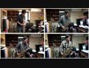 ドラクエ5「戦火を交えて」サックス四重奏