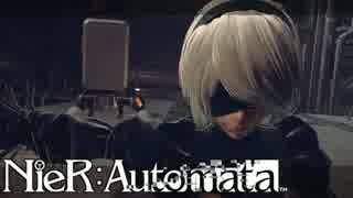 【実況】NieR:Automata 命もないのに、殺し合う。#1