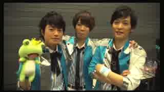 【SideM】2nd Live舞台裏映像その1(アニメ化発表時あり)【ニコ生】