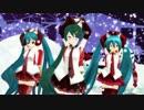 【MMD】猫耳3人娘で『好き!雪!本気マジック』【JS5】