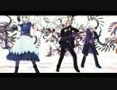 【APヘタリアMMD】3人がでMasked bitcHを踊る