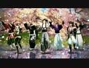 【MMD薄桜鬼】ダンスロボットダンス