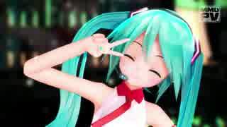 【MMD】あぴミクで Lap Tap Love