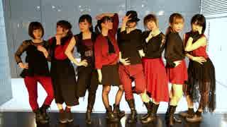 【女子8人で】BURNING【踊ってみた】