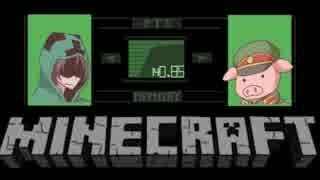 【Minecraft】マイクラで砂漠の秘密基地に潜入してみたpart1【複数実況】