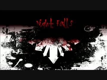 a_hisa - Night Falls