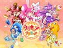 キラキラ☆プリキュアアラモード神社.mewmew