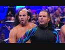 【WWE】RAWタッグ王座:4WAYラダー戦【WM2017】