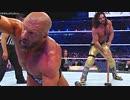 【WWE】セス・ロリンズ vs HHH (2/2)【WM2017】