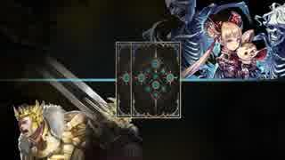 【シャドバ】円卓の騎士・ガウェイン、王を断つ【援護射撃デッキ】